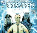 Birds of Prey Issue 123