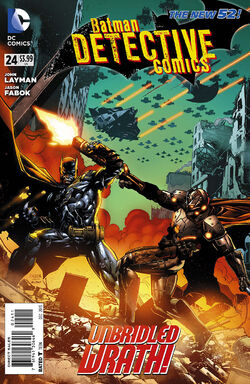 Detective Comics Vol 2-24 Cover-1