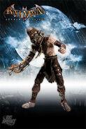 DC Direct Arkham Asylum Figures - Scarecrow 0001