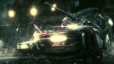 Official Batman Arkham Knight - Ace Chemicals Infiltration Trailer Part 2