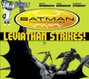 Batman Incorporated: Leviathan Strikes Issue 1
