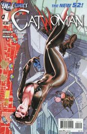Catwoman Vol 4-1 Cover-2