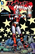 Harley Quinn Vol 2-1 Cover-1