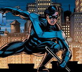 Nightwing dc comics 02