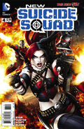 New Suicide Squad Vol 1-4 Cover-1
