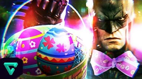 Top 10 Batman Arkham Easter Eggs