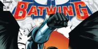 Batwing (Volume 1)/Gallery