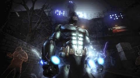 Batman Arkham City Armored Edition Launch Trailer (Wii U)