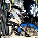 Boneblaster vs. Catwoman