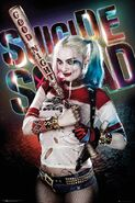 Suicide-squad-harley-quinn-postern