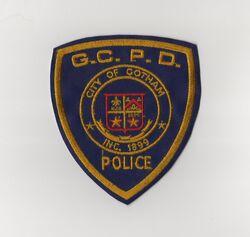 Batman (1989) - Gotham Police Department Patch 2