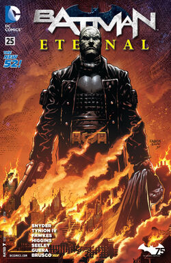 Batman Eternal Vol 1-25 Cover-1