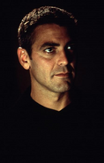 Clooney as Bruce Wayne