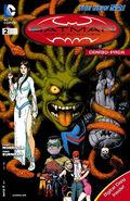 Batman Incorporated Vol 2-2 Cover-4