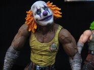 BAC orange clown