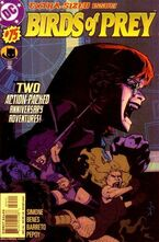 Birds of Prey 75c