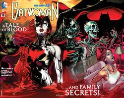 Batwoman Vol 1-19 Cover-1