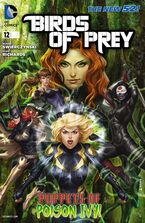 Birds of Prey Vol 3-12 Cover-1