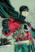 Red Robin Tim Drake Wayne-2