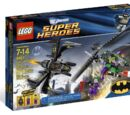 6863 Batwing Battle Over Gotham City