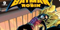 Batman and Robin (Volume 1) Issue 9