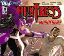 Huntress (Volume 3) Issue 4