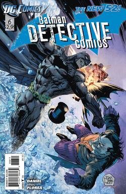 Detective Comics Vol 2-6 Cover-1
