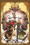 Birds of Prey Vol 3-29 Cover-1 Teaser