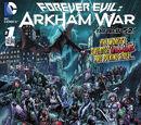 Forever Evil: Arkham War (Volume 1) Issue 1