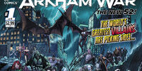 Forever Evil: Arkham War (Volume 1)/Gallery
