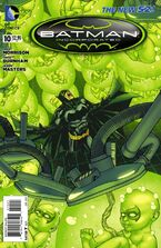 Batman Incorporated Vol 2-10 Cover-2