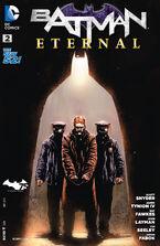 Batman Eternal Vol 1-2 Cover-1