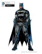 DC Rebirth Batman 1