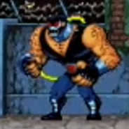 Batman The Brave and the Bold (DS) Bane
