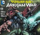 Forever Evil: Arkham War (Volume 1) Issue 5