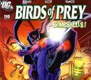 Birds of Prey Issue 110