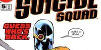 Suicide Squad (Volume 2) Issue 5