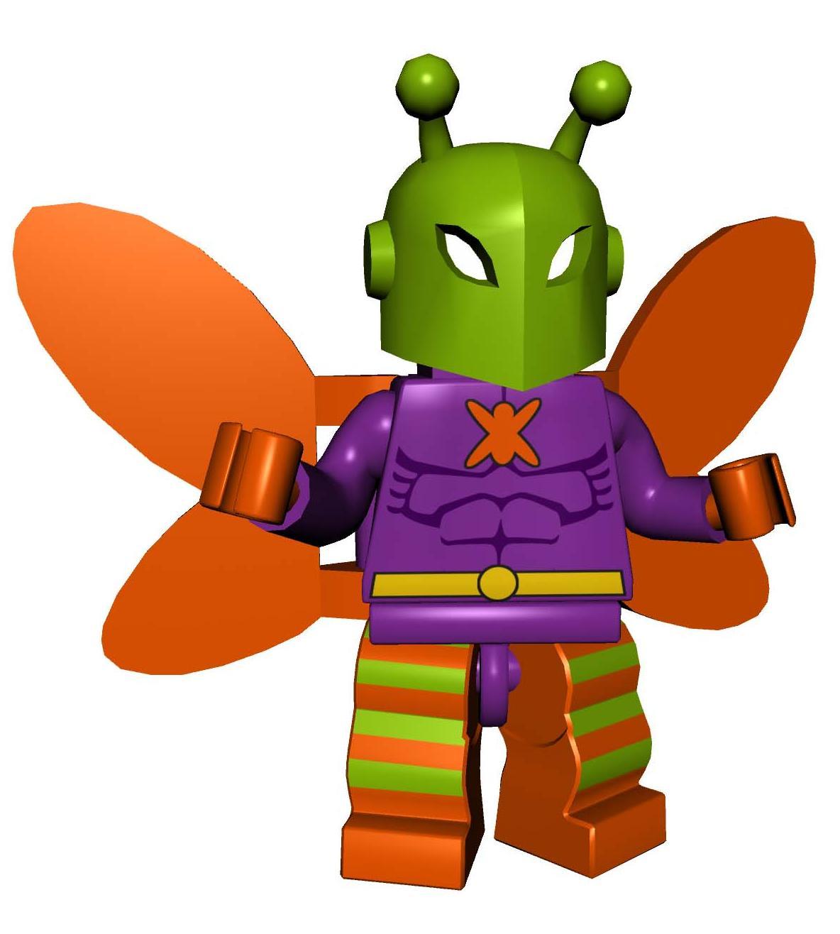 Killer Moth (LEGO Batman: The Videogame) : Batman Wiki : Fandom ...