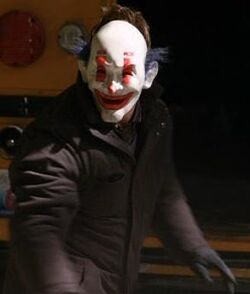 The Joker's bus driver