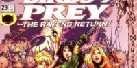 Birds of Prey Issue 29