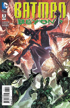 Batman Beyond Vol 6-3 Cover-2