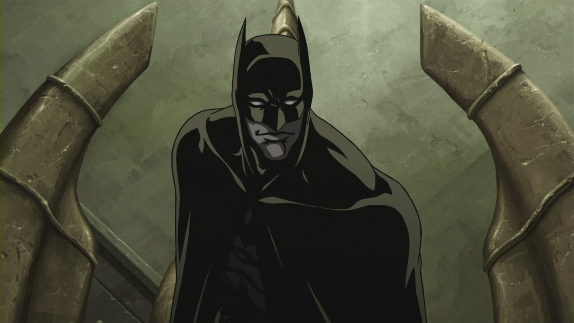 Quotes From Batman Movies Batman Gotham Knight