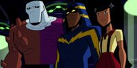 Batman: The Brave and the Bold Episode 1.06: Enter the Outsiders!