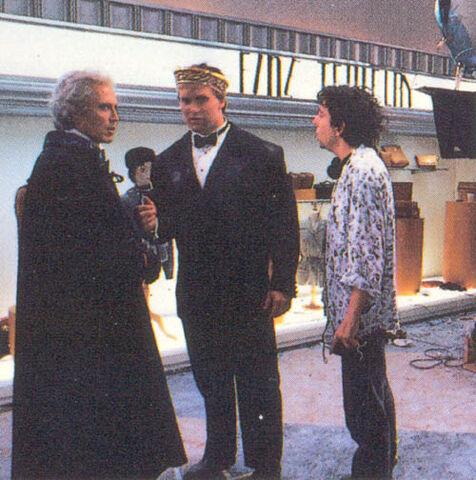 File:Batman Returns - Burton, Walken and Bryniarski.jpg