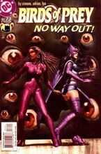 Birds of Prey 73c