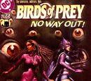 Birds of Prey Issue 73