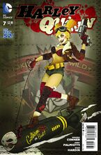 Harley Quinn Vol 2-7 Cover-2