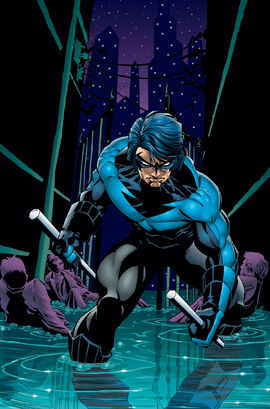 Nightwing mad