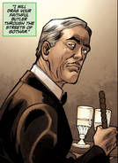 Alfred Arkham Unhinged