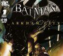 Batman: Arkham City Issue 1